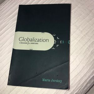 Globalization a Reader for Writers by MariaJerskey